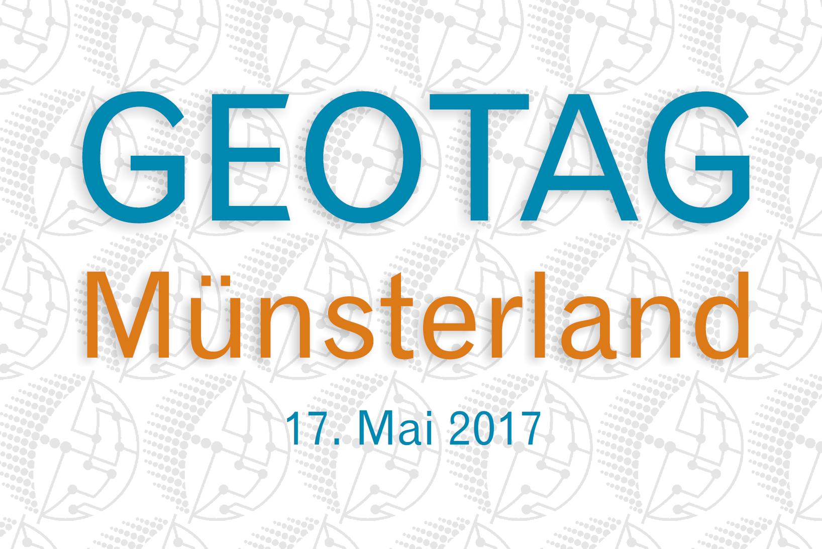 Geotag Münsterland 2017